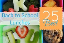 Get Healthy Lunches / by Jennifer Mathews