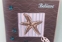 Cross stitch cards / Craft