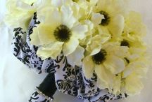 Букеты свадебные / Цветы