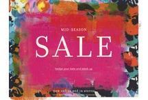 sale & promotional ads / promo sale ideas / by J E N N I F E R