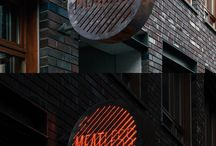 signs + wayfinding design