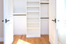small closets / by Amy Eshelby