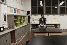 Classroom Design & Organization / Classroom set up.  Classroom style.  Classroom design.  Classroom organization.