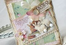 Card ideas - Easter