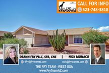 SOLD! Move In Ready Phoenix Home with Upgraded Tile Throughout / 722 W Sequoia Drive, Phoenix, AZ 85027 | Make this home yours! Call us at 623-748-3818 or send us an email at info@fryteamaz.com. You may also visit our website at www.FryTeamAZ.com for more information.