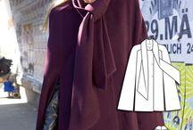 Capes / jackets