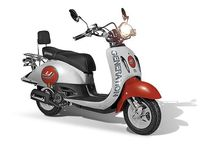 Scoot to School / The most fuel-efficient and economical way to get to school for over 16's.