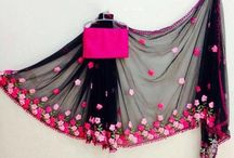 sarees n blouse