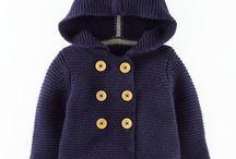 Crochet ropa niño