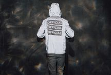 Brixtol x Official Gallery (SS/15) / Campaign and Lifestyle imagery from Spring / Summer 15 on the limited edition Hoolihan collaboration garment designed with reflective canvas material.