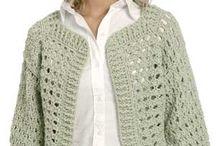 Crochet - Jackets & Tops