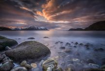Nord Norge! / Steder jeg har vært i Nord Norge
