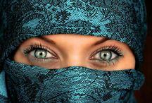 ojos / teoría de la imagen. Tema sobre los ojos