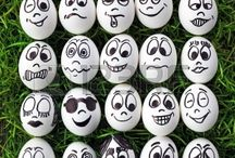 egg faces