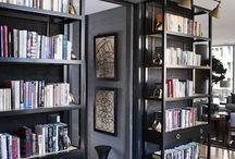 ___Bookshelves, Bookcases, Joinery___