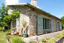Vakantiehuizen Limousin / Op dit bord tref je een aanbod van vakantiehuizen in de regio Limousin te Frankrijk aan. Deze zijn veelal online via onze website Recreatiewoning.nl te boeken. Het huuraanbod op onze site is afkomstig van zowel particulier als zakelijke verhuurders