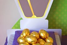 Willy Wonka birthday ideas