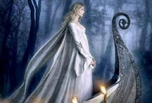 Magia, Fantasia, Mitologia