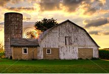 barns, bridges, country / by Dana Phillips