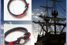 Bratari marinaresti / Nautical bracelets