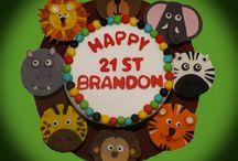 Cakes I've Created