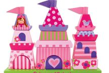 Personalized Play Sets / Make imaginary play more fun with this Play Sets. Soft and cuddly, playtime will be exciting for your little one.