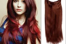Secret Hair Extension/ Flip in Hair Extension / Secret Hair Extension also named as Flip in Hair Extensio, it is a very convenient kind of hair extension, few minutes work then you can have a wonderful look with these hair.