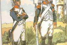 Napoleonic Wars - Uniforms