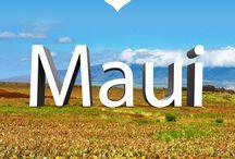 Maui Hawaii / by Tamara Murray