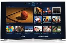 Samsung UN55F8000 55-Inch 1080p 240Hz 3D Ultra Slim Smart LED HDTV