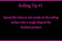 Rolling tips!