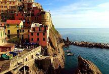 My love, Italy