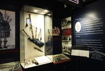 The Museum of Piping / The Museum of Piping at The National Piping Centre holds three hundred years of piping heritage. Consisting of artefacts from the rich collections of National Museums of Scotland, it is the most authoritative display of its kind anywhere in the world. http://www.thepipingcentre.co.uk/museum-heritage/