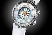 """MARGOT / Margot is Christophe Claret's first ladies' watch complication. It features an ingenious mechanism in the form of a daisy flower to play the game of """"He loves, he loves me not..."""""""