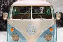 love - VW camper van
