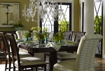 Dining Room Ideas / by Lindsey Hymas