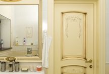 RuLes в интерьере / Фото межкомнатных дверей и элементов декора RuLes в интерьере
