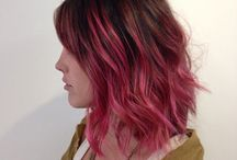 pink hair inspiration