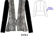 Costura roupas