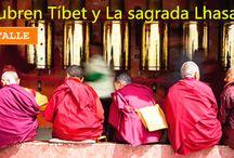 Descubren Tibet