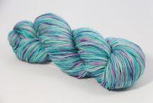 Corda Bella Hand Dyed Yarns by iknit2purl2