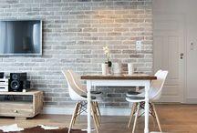 Revestiment paret sala d'estar