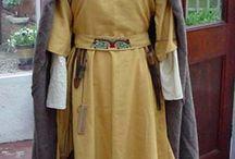 Saxon costume
