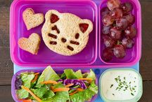 Kids Lunches / Discover easy recipes that kids will love to find in their lunch boxes!