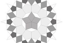 Millefiori quilt, Passacaglia, pattern & tutorial