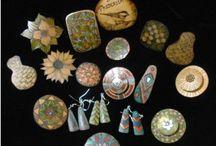 Κοσμήματα απο Νεροκολοκύθες