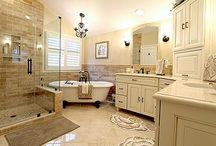 bathroom remodel / by anjali Saran