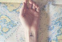 t a t t o / Tatuagens que me inspiram.