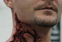 Special FX and Gory Wounds
