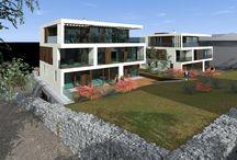 Madárhegy - Facsemete designed by 4D Architects